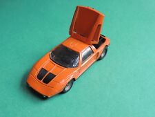 Solido N°180 Mercedes C 111 C111 voiture 1/43 Vintage orange diecast car France