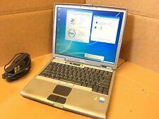 Dell Latitude D600 Pentium M 1.60GHz 40GB HDD 1GB RAM Windows XP Pro SP3 ATI