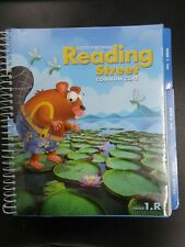 Scott Foresman Reading Street Common Core Grade 1 1.R Teacher Edition