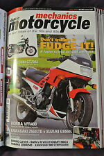 Classic Motorcycles Mechanics Magazine. No. 237, July 2007. Suzuki GT750J.
