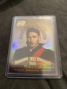 2015 SELECT AFL HONOURS S2 BROWNLOW DISTINCTION CARD BD29 Bill Hutchison 160/200