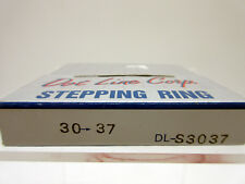 New Dot Line 30-37mm Step-Up Ring Stepping Ring MFR # DL-S3037 Made in Japan