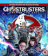 Ghostbusters - Answer The Call 3D+2D Blu-Ray NEW BLU-RAY (SBR48333DUV)