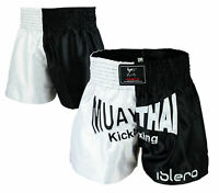 ISLERO Muay Thai MMA Kick Boxing Fight Shorts Grappling Martial Arts Gear UFC