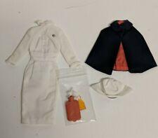 1960s Mattel Barbie registered nurse outfit great shape #Lm 17