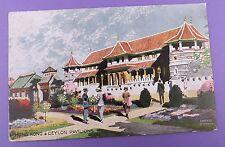 British Empire Exhibition 1924 - Hong Kong & Ceylon Pavilions, Ernest Coffin Art