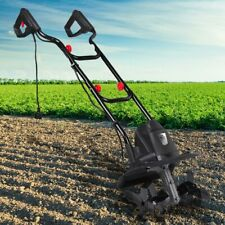BRAST elektrische Motorhacke Ackerfräse Kultivator Gartenfräse elektro Hacke