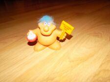 "3"" Russ Chubby Boy Troll Pvc Figure Cake Topper Save a Chicken Get Well Soon New"