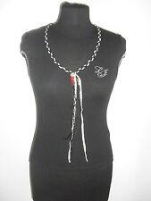 Maglia T-shirt LIU JO  in Cotone con Strass e Charms  Tg. S COMPRALO SUBITO