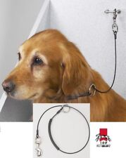 "36"" Top Performance HEAVY DUTY CABLE GROOMING CHOKER LOOP for Dog Table Arm,Bath"