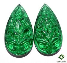 India Loose Lab-Created Emeralds for sale | eBay
