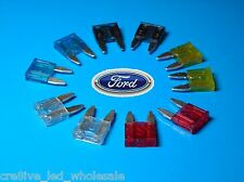 High Quality Premium Mini Blade Spare Fuses Kit for Ford Focus 2004 to 2011