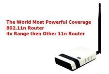 Long Range High Power WIFI Wireless N Router 500mW Access Point Bridge CAT5 LAN