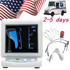 New FDA Ultra-clear Dental Endodontic Apex Locator Root Canal Meter LCD Screen