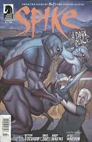 Spike Comic 2 Cover A First Print 2012 Joss Whedon Andy Owens Dark Horse