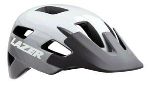 Lazer Chiru MTB Bike Helmet in Gloss White large  58 -61
