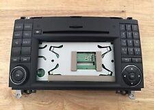 2009~2013 GENUINE OEM Mercedes A B SPRINTER NTG2.5 Navigation Front Face Plate