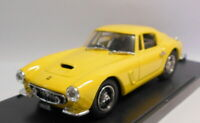 Bang 1/43 Scale Metal Model - 7077 FERRARI 250 SWB ;STRADALE' YELLOW