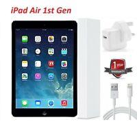 Apple iPad Air 1st Gen 16GB Wi-Fi, 9.7in Black Grade A+ Free 1Y Warranty iOS 12+