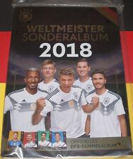 Rewe Sammelalbum DFB WM 2018 NEU und OVP! Weltmeister Sonderalbum Leeralbum!
