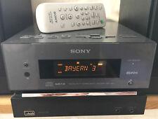 Sony Mini-Hifi-Stereo-Anlage CMT-BX5 - Radio, CD, USB, MP3 mit Bass Reflex - LS