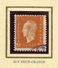 STAMP /  TIMBRE FRANCE OBLITERE MARIANNE DE DULAC N° 700