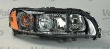 Front Right Headlight Fits Volvo V70 XC70 OE 30648211 Valeo 43533