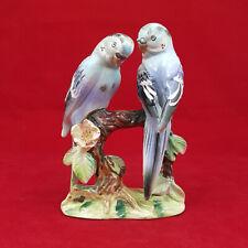 More details for unbranded pair of parakeet / paroquet (ucagco japan, unsure)
