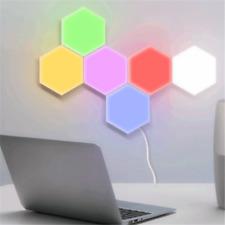 Quantum Lamp Led Hexagonal Light Panel Modular Smart Color Light Night Lighting