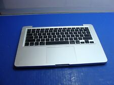 "MacBook A1278 Late 2008 13"" OEM Top Case w/No-Backlit Keyboard Trackpad 661-4943"