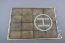 ZF1133 Verlinden 34 35 Maquette Accessoires 1/72 Carton Airfield Tarmac Section