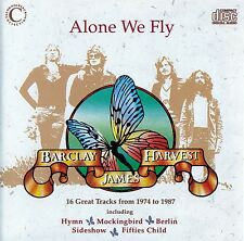 BARCLAY JAMES HARVEST : ALONE WE FLY / CD - TOP-ZUSTAND