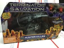 Terminator Salvation Hunter Killer black Variant W/ T-700 Terminator Playmates