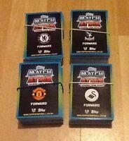 Topps Match Attax Extra 2015/16 Premier League Player Cards - Full list