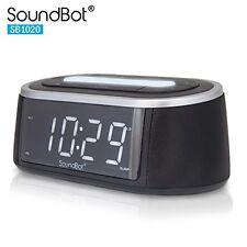 Audio Portable Radio Fm Am Bluetooth Tivoli Speaker Clock Digital Music Stereo