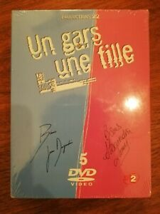 Coffret dvd série 'Un Gars Une Fille' L'incontournable
