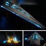 advance LED Light Kit Set For LEGO 10221 Star Wars Executor Super Star Destroyer