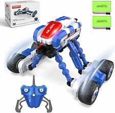 New ListingRc Cars 2.4Ghz Remote Control Electric 4Wd Monster Truck Toys Crawler Stunt Car