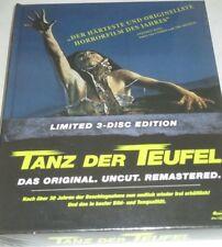 Tanz der Teufel - Mediabook - Blu-ray + DVD/NEU/Horror/Bruce Campbell/lim 2500