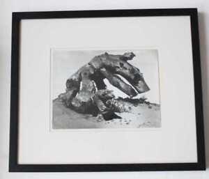 Ara Guler Turkish/ Armenian 1928-2018 Signed & Stamped Photograph Istanbul