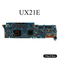 For ASUS ZENBOOK UX21E Laptop Motherboard W/ i7-2677M 4GB UX21E Mainboard