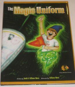 BURISH, CAMPBELL & VERSTEEG Signed MAGIC UNIFORM Hardcover Book w/ COA