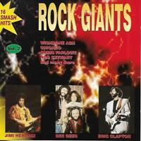 Rock Giants Vol.2 - Various Artists (1994 CD Album)