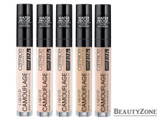 CATRICE COSMETICS LIQUID CAMOUFLAGE HIGH COVERAGE CONCEALER LASTS 12h WATERPROOF