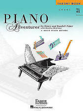 Faber Piano Adventures: Level 3A - Theory Book (1st Edition) by Faber Piano Adventures (Paperback, 1997)