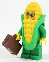 LEGO MAYOR SOLOMON FLECK MINIFIGURE CITY ADVENTURERS MADE OF GENUINE LEGO PARTS