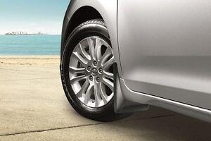 Toyota Sienna 2011-2014 LE / XLE  Mudguard Splash Guard Set Genuine OEM