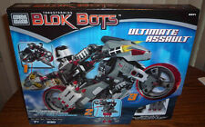 Mega Bloks Blok Bots Ultimate Assault Vehicle – Brand New