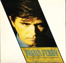 """BRYAN FERRY is your love strong enough FERRX 4 uk eg 1986 12"""" PS EX/EX"""