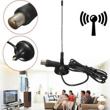 Indoor Digital 1080P HDTV TV Antenna +Aerial Amplified 50 Miles Range VHF UHF